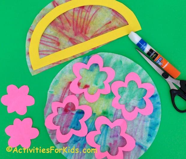 flower amp garden crafts for kids ideas for arts amp crafts
