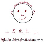 Printable games for kids - Happy Face Hangman from Activitiesforkids.com