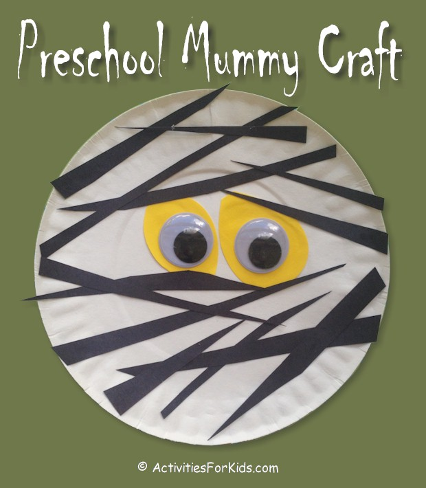Preschool Paper Plate Mummy Craft  sc 1 st  Activities For Kids & Cinco de Mayo Crafts for Kids - Paper Plate Maracas