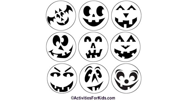 Activities for Kids, Halloween Candy Containers