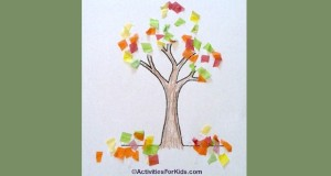 Celebrate the change of seasons.  Printout at ActivitiesForKids.com
