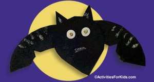 Halloween Decoration from ActivitiesForKids.com
