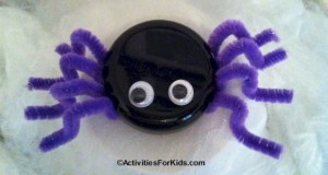 Halloween craft from ActivitiesForKids.com