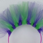 Tulle Crown Headband