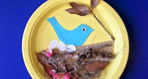 Nature Walk - Bird's Nest Craft