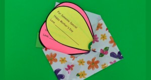 Printable Coupon Book for Kids - A flower of coupons.