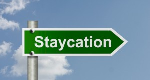 Tips for planning a family staycation this holiday.  Summer staycation tips