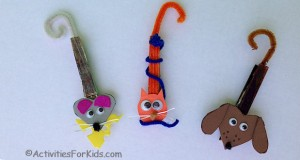 Fridge Magnets activity for kids