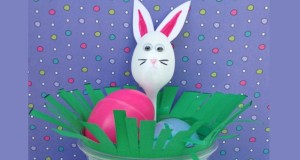 A cute decoration for the Easter Table.